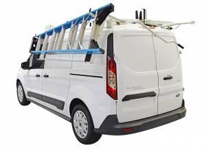 Kargo Master - Kargo Master Compact Vans EZ-LoDown Ladder Rack (40933) - Image 1