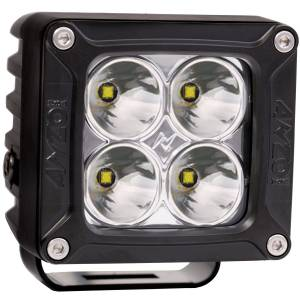 Anzo USA - Anzo USA Rugged Vision Off Road LED Spot Light 881045 - Image 1